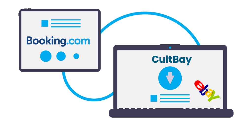 Import Data Booking to CultBay